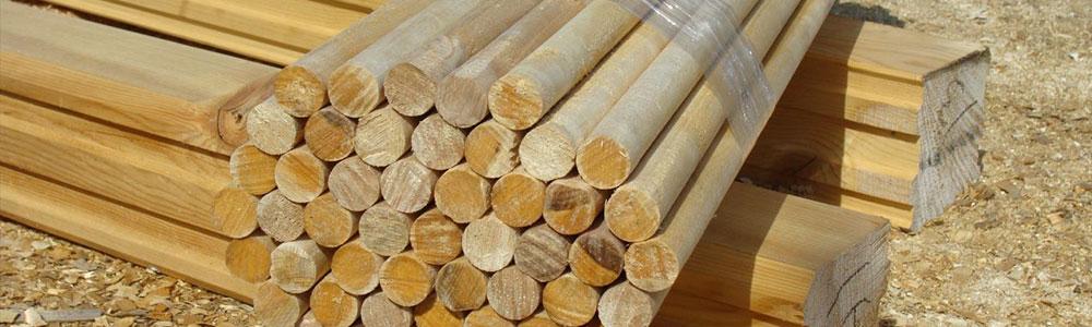 Нагель – деревянный