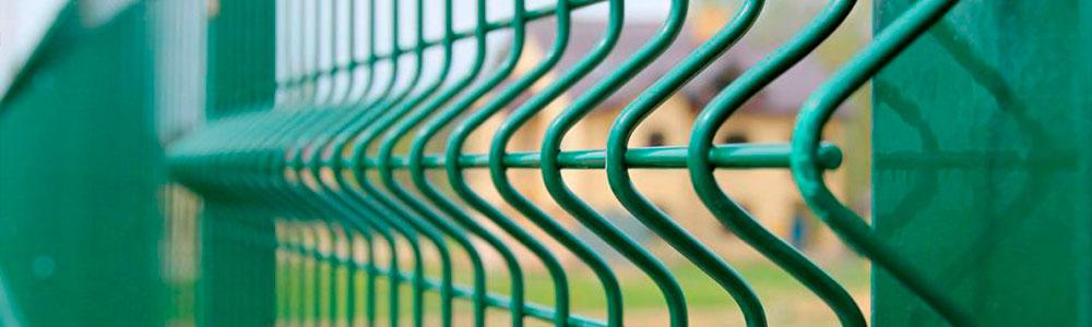 Главные преимущества и достоинства, секционные заборы 3d